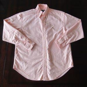 Ralph Lauren Sport Long Sleeve Button Down Shirt